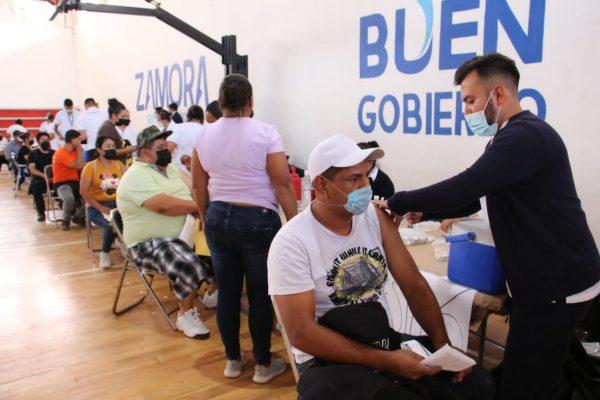 Buscan la llegada adicional de vacunas anticovid para las personas rezagadas
