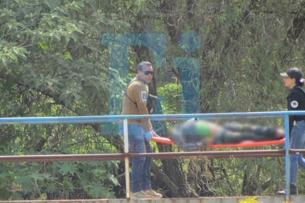Hallan cuerpo sin cabeza en río de Jacona