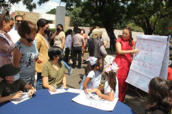"""Con gran aceptación realizan el primer evento cultural """"Explora China-Corea"""""""