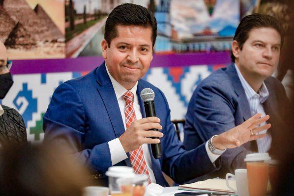 Turismo, clave para sacar adelante a Michoacán y a México: Antonio García