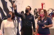 El presidente Carlos Soto reconoció importancia de rescatar instalaciones del CRAM