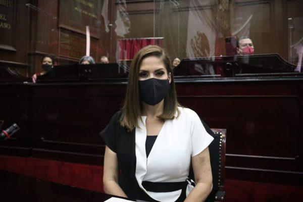Atención a grupos vulnerables será mi prioridad: Ivonne Pantoja