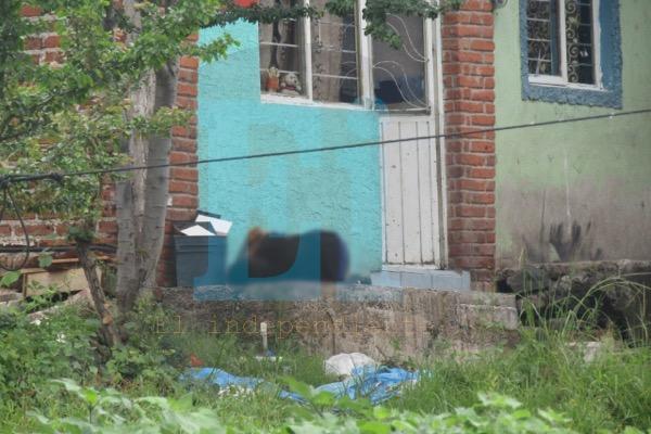 Zamorano muere tras ser baleado frente a la casa de su expareja sentimental en Jacona