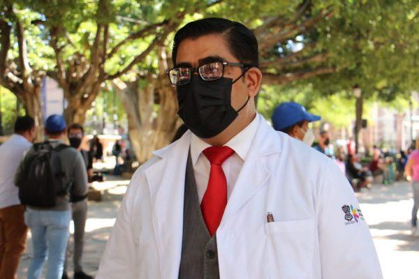 Centro de Salud Valencia cuenta con equipo frio para almacenar vacunas