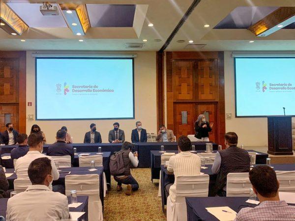 Plataforma Sí Empleo, apuesta para la reactivación económica en Michoacán: Sedeco