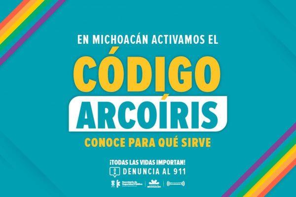 Lanza Gobierno estatal el Código Arcoíris, para proteger a población LGTBQ+