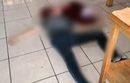 Panadero es asesinado de un balazo en la cabeza, dentro de su negocio