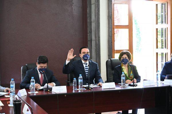 Aprobó Cabildo acuerdo para conmemorar los 103 años de existencia de los ayuntamientos democráticos