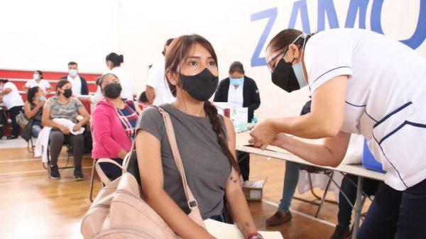 Todo listo para vacunación del próximo lunes en El Chamizal e IMSS Romero