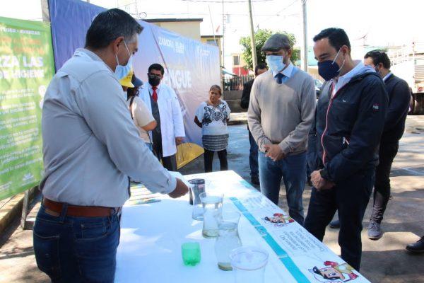 """""""Prevención es la mejor estrategia, no hay dengue sincriaderos de moscos: Carlos Soto"""