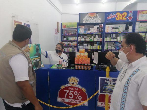 Refuerza SSM acciones en promoción en salud para contención COVID-19