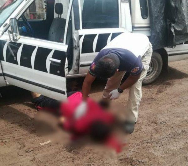 El primer homicidio de septiembre en Zamora ocurrió en la Ferrocarril Sección 4