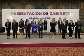 Honestidad y experiencia, ofrece Alfredo Ramírez al presentar su gabinete