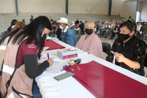 Comienzan en Jacona las jornadas de inscripciones al programa del Adulto Mayor