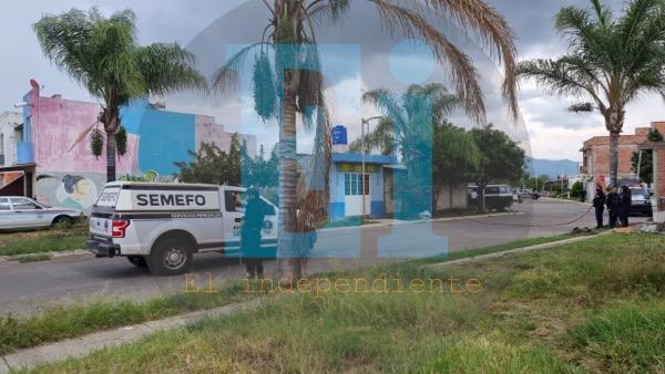 Baleado y maniatado hallan cadáver en casa del Fraccionamiento Altamira