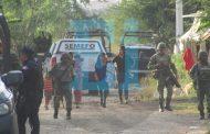 3 detenidos y un policía herido, saldo de balacera en Zamora
