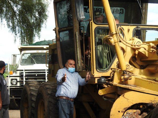 Gobierno de Jacona reafirma compromiso con agricultores