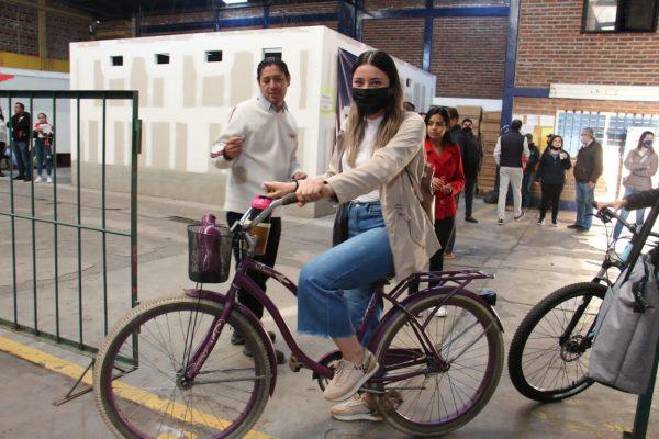 "SAPAZ Fomenta a la cultura del uso de la bicicleta: ""Viernes en Bici"""