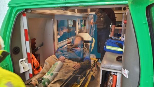 Entre la vida y la muerte hombre baleado en la Valencia Segunda Sección
