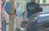 Se registra homicidio a balazos en la Valencia Segunda Sección