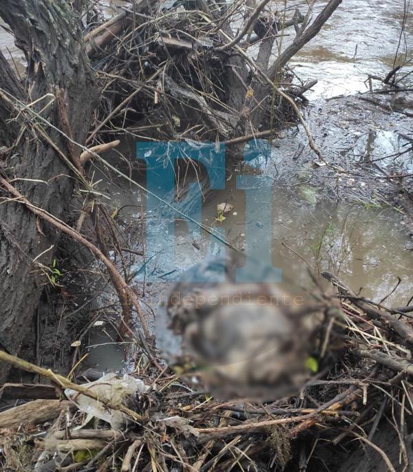 Hallan cadáver maniatado dentro del Rio Duero