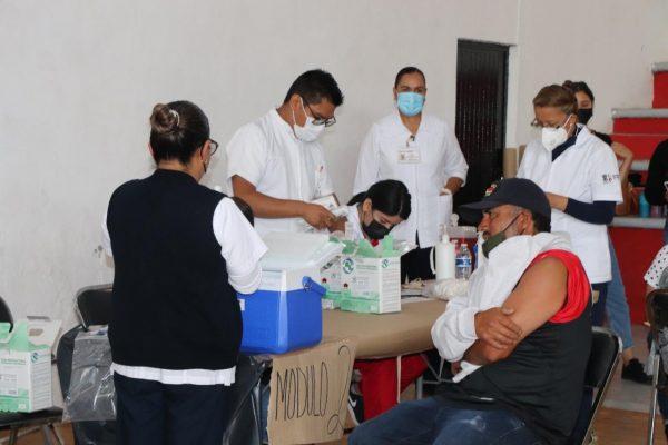 Mañana inicia segunda vacunación anticovid para personas de 18 a 29 años