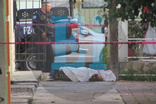 Joven es asesinado a balazos en el Infonavit Arboledas Tercera Sección