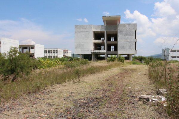 Con 30 mdp ven posibilidades de terminar campus de UMSNH en La Rinconada