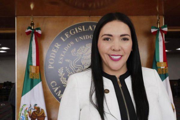 Adriana Campos integrará la comisión de Presupuesto y Cuenta Pública
