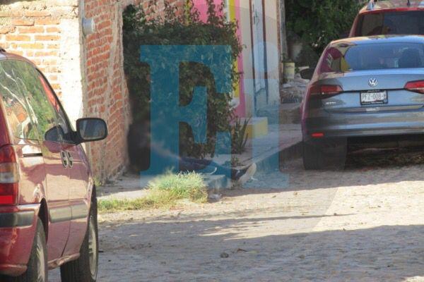 """""""El Borjas"""" fue a visitar a su novia en La Salinas de Gortari y lo mataron de un balazo"""