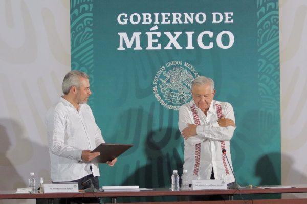 Respalda Gobierno de México a Bedolla con Plan Integral de Apoyo a Michoacán