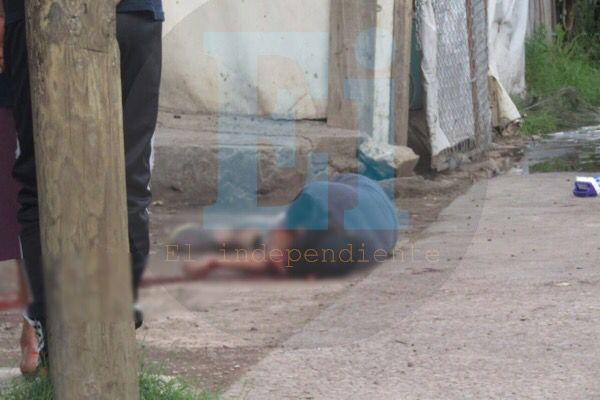A balazos ultiman a un hombre en la Jacinto López