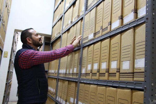 Archivo Municipal recuperará su espacio original en calle Hidalgo
