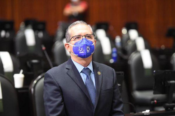 Encabeza Enrique Godínez la comisión de recursos hidráulicos y saneamiento en cámara de diputados