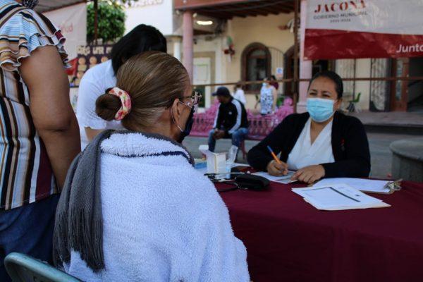 Quedaron inauguradas las Segundas Jornadas de Salud Preventiva en Jacona.