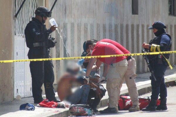 Herrero se debate entre la vida y la muerte, tras ser baleado en Jacona