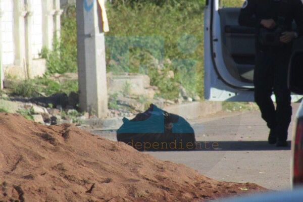 Localizan restos humanos embolsados en la colonia Las Flores de Zamora