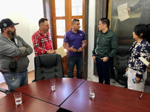 Gobierno Municipal y migrantes trabajarán coordinadamente