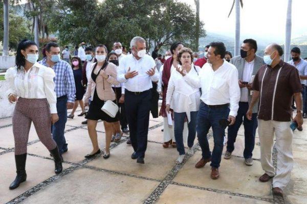 Conoce Alfredo Ramírez Bedolla, proyecto turístico de San José Purúa