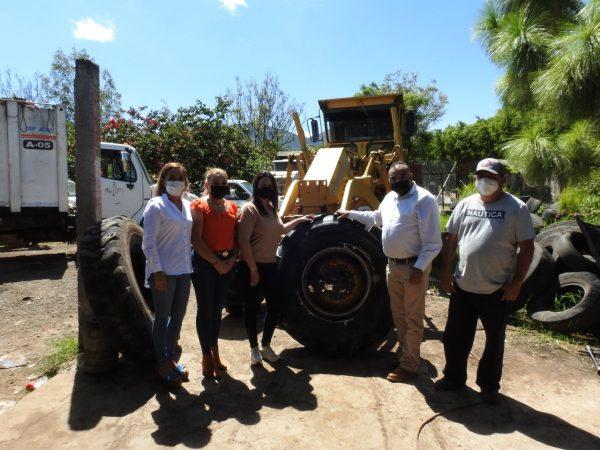En Jacona, autoridades convencidas de impulsar la agricultura