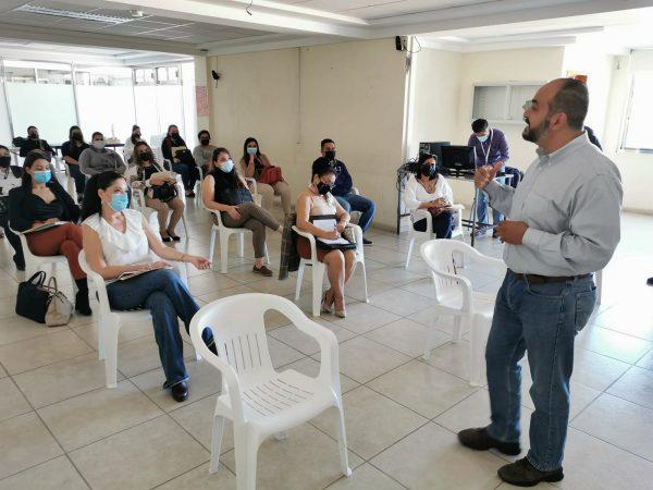Rocío Soto presidenta del DIF-Zamora asistió a primera reunión jurisdiccional de salud pública