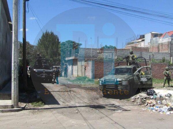 Un policía muerto y dos heridos, tras balacera contra delincuentes en Zamora