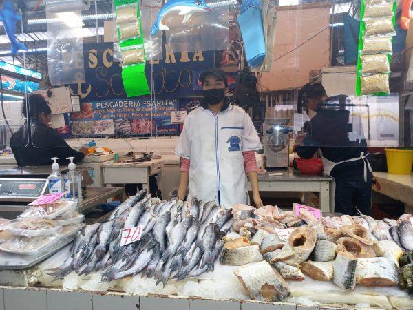 Lluvias, ciclones y frentes fríos provocan alza en precio del pescado