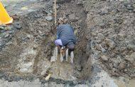 Personal de SAPAJ trabaja en reparación de tuberías en diversos puntos de Jacona