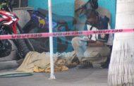 En la cochera de su vivienda, vecino del Fraccionamiento Monte Olivo es acribillado a tiros