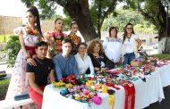 Mexicanos con talento llega a Zamora para presentar muestra de bisutería artesanal