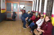 Contribuyentes repudian nueva toma de Administración de Rentas