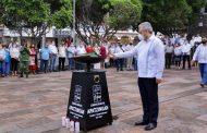 Conmemora Bedolla los aportes de Michoacán al derecho constitucional en México