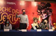 Noche de muertos en Zamora será majestuosa; hará que todos vean a Zamora