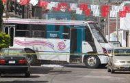 Niño muere al ser atropellado por camión de pasajeros en Jacona